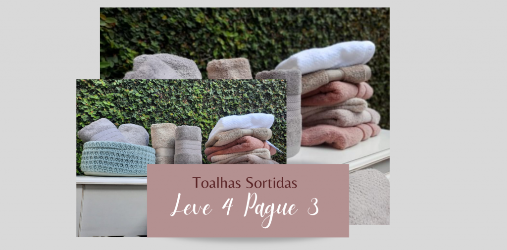 Ganhe duas iniciais bordadas por toalha(3)